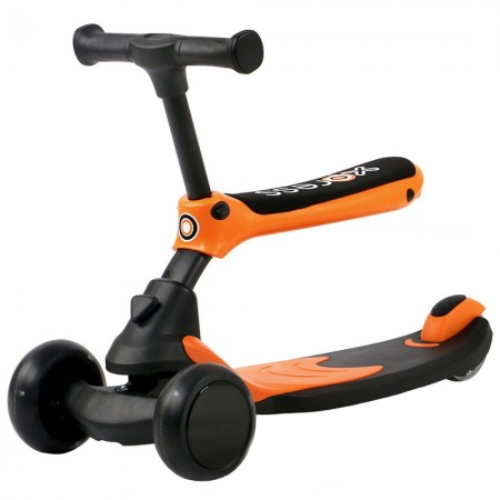 Trotineta Chipolino X-Press 2 in 1 orange*
