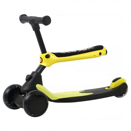 Trotineta Chipolino X-Press 2 in 1 yellow*