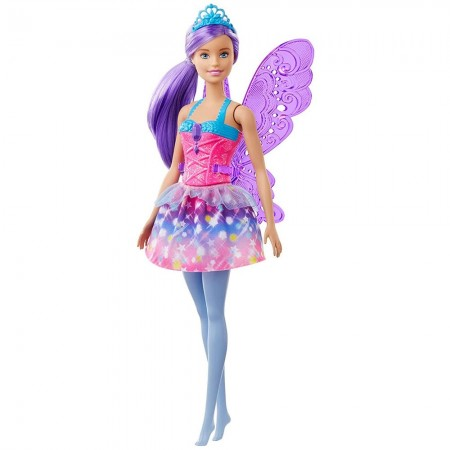 Papusa Barbie by Mattel Dreamtopia Zana GJK00*