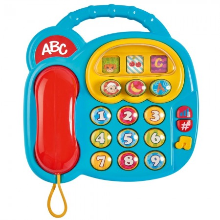Jucarie Simba ABC Colorful Telephone*