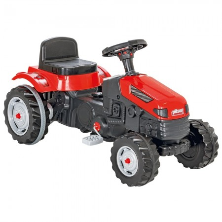 Tractor cu pedale Pilsan Active 07-314 red*