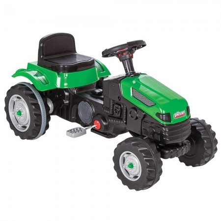 Tractor cu pedale Pilsan Active 07-314 green*