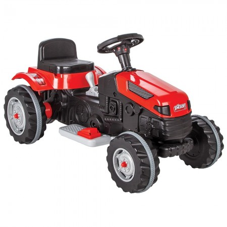 Tractor electric Pilsan Active 05-116 red*
