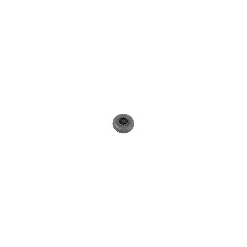Roata de rezerva 400x8 (janta neagra), Radial