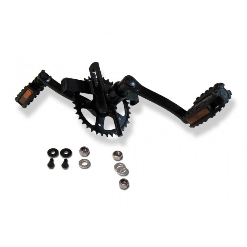 Set pedale XL frame