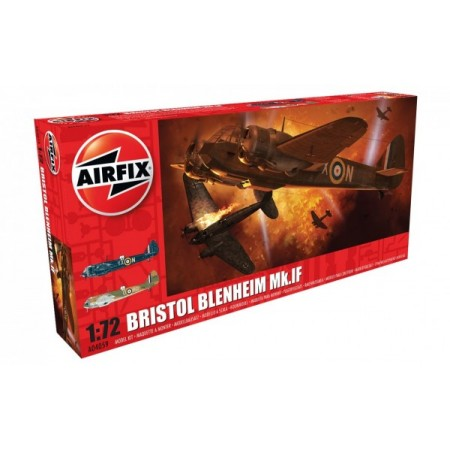 Kit constructie Airfix avion Bristol Blenheim Mk.If