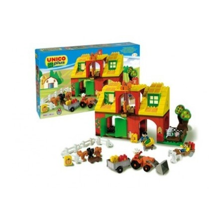 Set constructie Unico Plus Set ferma
