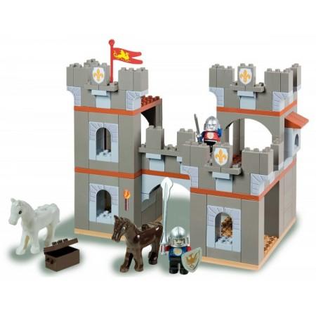 Set constructie Unico Plus Castel medieval 168 piese