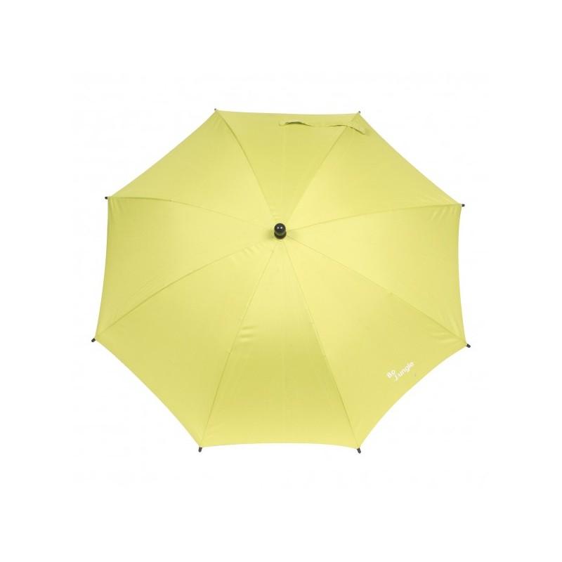 Umbrela pentru carucior copii Bo Jungle Galbena