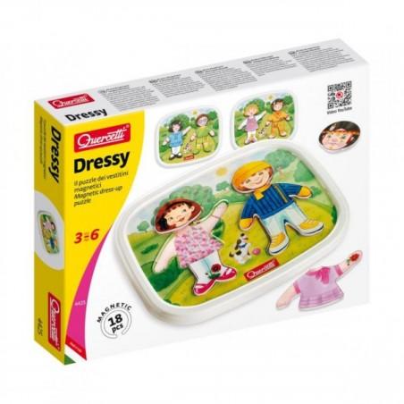 Joc creativ Dressy Baby Quercetti 18 piese
