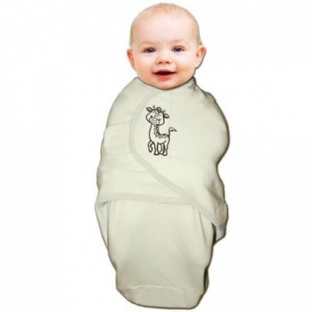 Body special tip Wrap, girafa, Bo Jungle